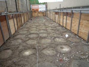 地盤柱状改良