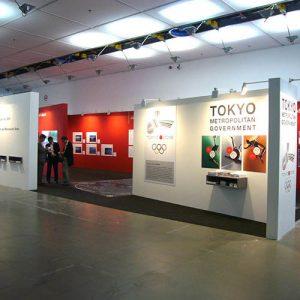 UIATokyo2011プレゼンテーションブース